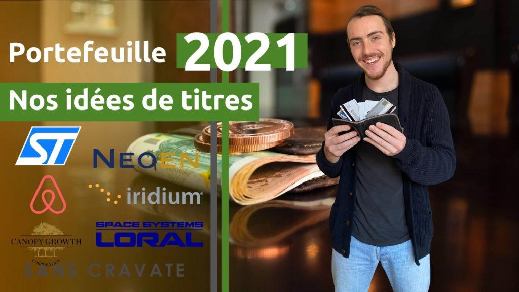 portefeuille 2021