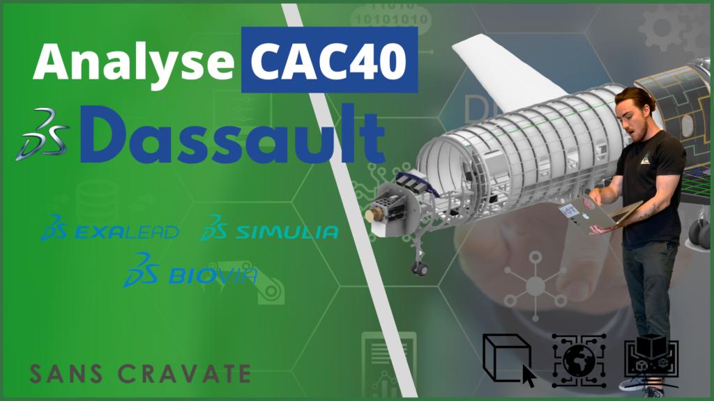 avis sur l'action Dassault Systèmes