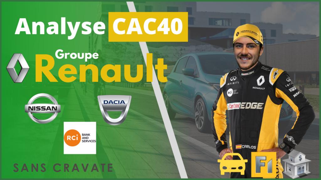 avis de l'action Renault